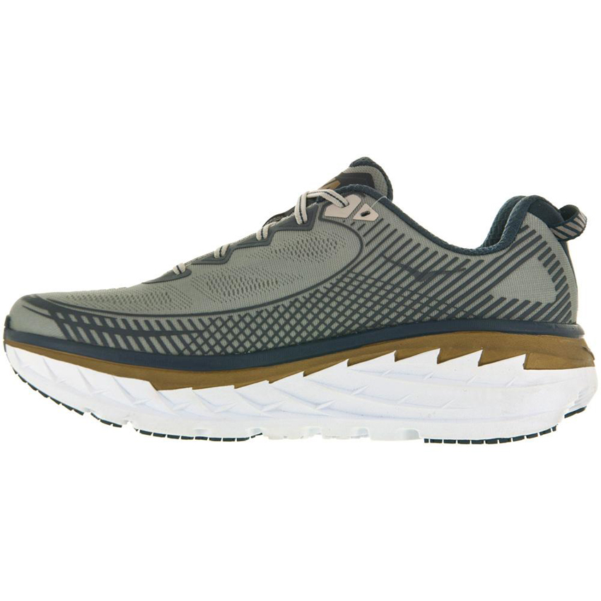 Hoka One One Bondi 5 Men's Cool Grey/Midnight Navy