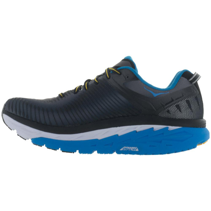 Hoka One One Arahi 2 Men\'s Black/Charcoal Gray