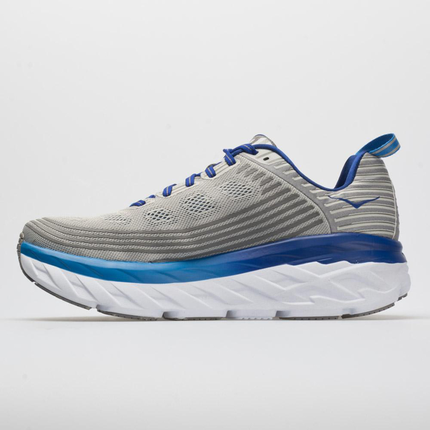 Hoka One One Bondi 6 Men's Vapor Blue/Frost Gray