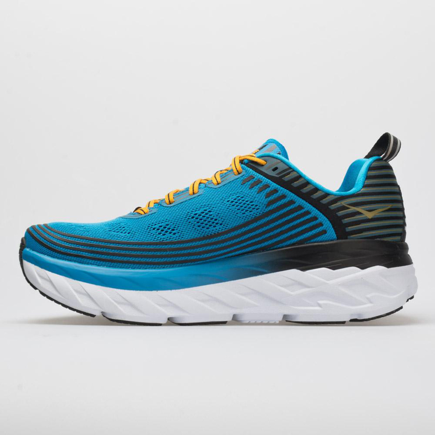 Hoka One One Bondi 6 Men's Dresden Blue/Black