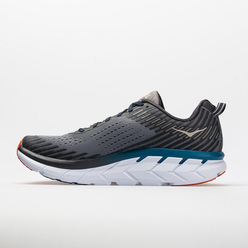 Hoka One One Clifton 5 Men's Frost Gray/Ebony