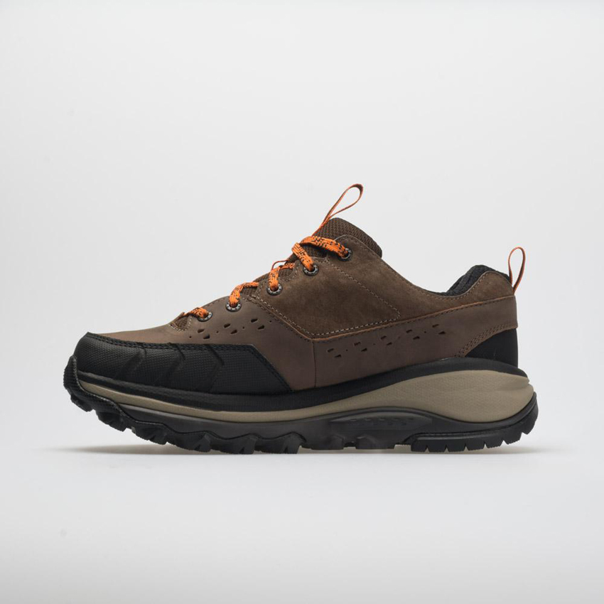 Hoka One One Tor Summit WP Men's Brown/Burnt Orange