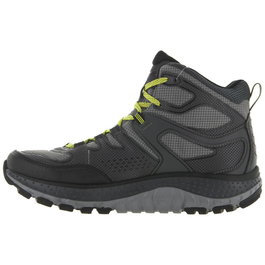 Hoka One One Tor Tech Mid WP Men's Grey/Acid